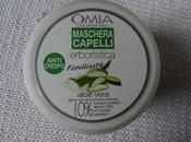 Maschera capelli all'aloe vera Omia Laboratories