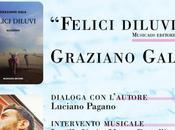 """Domenica aprile 2018 Leverano Libreria """"Tra Righe"""" Presentazione """"Felici diluvi"""", Graziano Gala"""