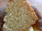 Torta alla crema limoncello