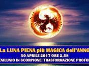 aprile 2018: Luna Piena magica dell'anno, Roberta Turci