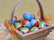Pasqua...un cestino porta ovetti