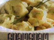 Ravioli crema zucchine