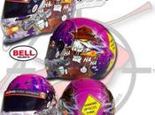 Bell Dominator P.Kelly Antman Helmet Design