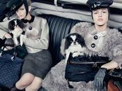 Louis Vuitton Fall Winter 2011.12 Campaign Steven Meisel