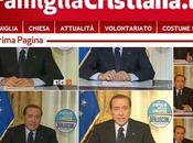 """L'invasione Berlusconi Famiglia Cristiana L'Avvenire all'attacco. presidente Garimberti: """"Serve riequilibrio"""""""