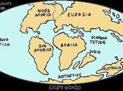 Teoria della Deriva Continenti spiegata bambini