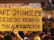 "Madrid, l'urlo 60.000: ""Svegliati Europa, primavera!"""