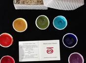 ciotoline chakra contenere massaggio: creazioni originali della ceramista Maria Luisa Tribolo