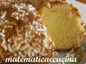 Ciambella soffice Granella Zucchero colazione golosa