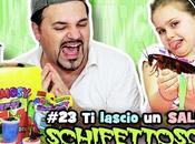 lascio SALUTO SCHIFETTOSO!!! Apriamo GOMMOSY INSETTI SLIME METAL