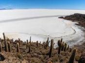 Bolivia Cile Salar Ujuni vulcano Tunupa