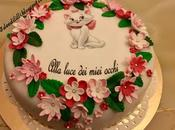 Torta Aristogatti