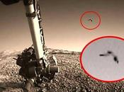 Marte: Curiosity fotografa oggetto vola cieli Marte?