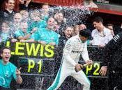 Spagna: disastro Ferrari, doppietta Mercedes. Pirelli
