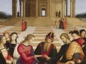 Conferenza vicende dello Sposalizio della Vergine Raffaello Città Castello Brera