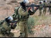 Nessun soldato residente israeliano rimasto ferito.