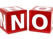 """Come imparare dire """"NO"""""""
