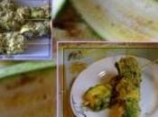 Spiedini gamberi zucchine