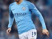 Azzurro storico maglia Manchester City 2018-2019