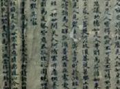 Rapimento Alieno riportato manoscritto cinese anni