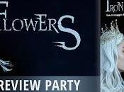 "Review Party: ""Iron Flowers"" Tracy Banghart"