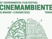 CinemAmbiente 2018, Torino maggio giugno