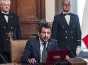 Riflessioni nuovo Governo sull'OPA Salvini stelle