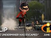Incredibili scene complete nuovo film Pixar