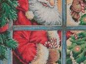 Schema punto croce: Babbo Natale_8