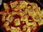 Ravioli pomodoro basilico