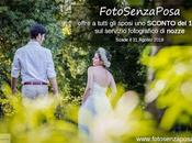 Wedding Coupon sconto offerto FotoSenzaPosa