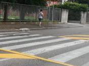 #Buccinasco Trieste pericolosa, iniziati interventi sicurezza: spartitraffico jersey