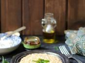 risotto patè pomodori secchi mantecato allo yogurt greco