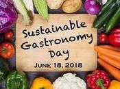giugno: Giornata della Gastronomia Sostenibile 2018
