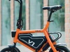 Xiaomi presenta bici elettrica HIMO
