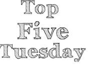 five Tuesday: romanzi spiaggia