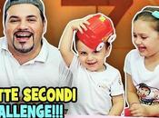 SECOND CHALLENGE MATTEO sfida sette secondi