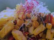 Noodles ceci, peperoni quorn