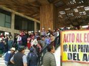 """""""C'è guerra dietro alle cartoline turistiche Messico"""". Corrispondenza lotte, clima elettorale, privatizzazione dell'acqua difesa delle risorse @Radiondarossa"""