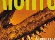 Jurassic Park Michael Crichton. riflessione catastrofismo della scienza