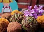 VegetaBalls Okara Quinoa Amaranto arricchita dolcificata Naturalmente