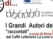 Grandi Autori '900 nuovo progetto video/didattica Caffè Letterario Luna Drago