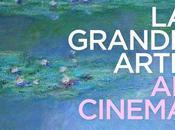 Grande Arte torna cinema Dalì, Vienna Klimt Schiele, ninfe Monet street Bansky