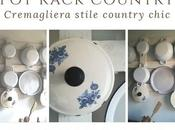 rack country style Cremagliera stile chic