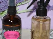 Turbliss: cosmetici realizzati Torba Nordica.
