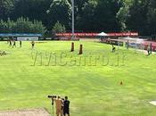 FOTO ViViCentro Dimaro live, regolarmente gruppo Albiol, Ounas Tonelli. Compare macchina sparapalloni