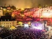 Luxair, porta Folklore estivo Lussemburgo