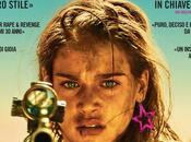 Revenge, film Coralie Fargeat Matilda Lutz, settembre Cinema Koch Media. poster