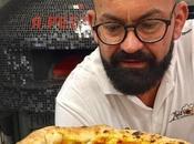 nuove pizze Angelo Pezzella. trionfo gusti colori zona Capannelle