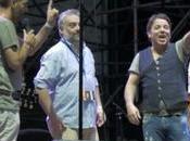 """grinta esplosiva Predarubia palco Pistoia Blues. band lucchese premiata anche come miglior video indipendente """"One day"""""""